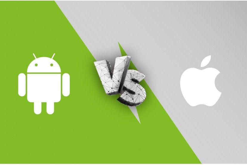 iOS vs.Android: la guía definitiva