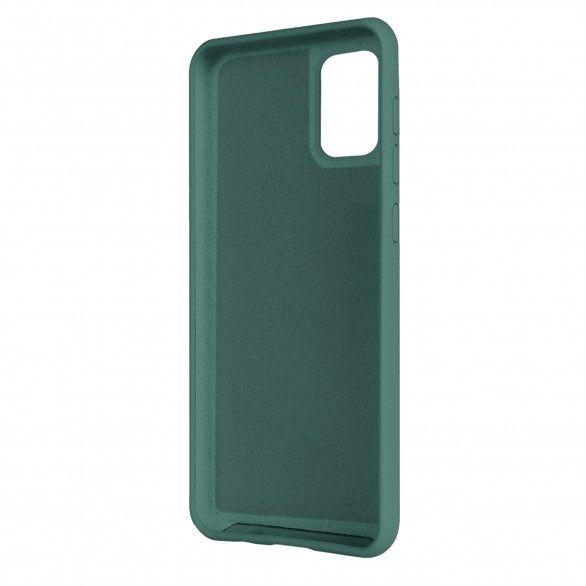 Capa silicone Samsung S20 Plus Verde Open Box Mobile