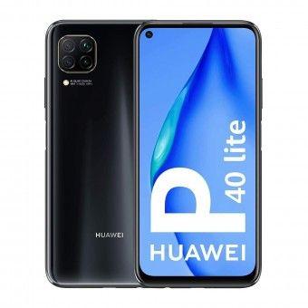 Huawei P40 Lite 6GB 128GB Dual Sim Preto