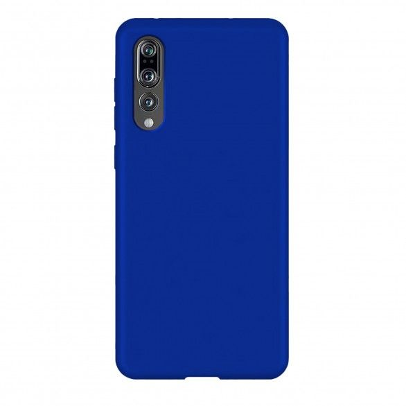 Capa silicone Huawei P20 Pro Azul Open Box Mobile