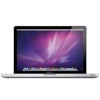 "Macbook Pro 2010 15.4"" Intel Core i5 520M 2.4Ghz 4GB 320GB Prateado"