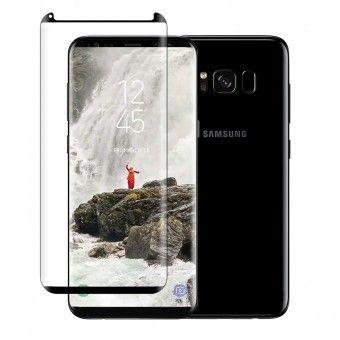 Film full Samsung S8 Black Box Open Mobile
