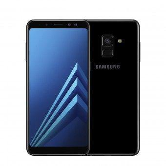 Samsung A8 4GB 32GB Dual Sim Black
