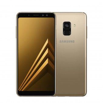 Samsung A8 4GB 32GB Dual Sim Gold
