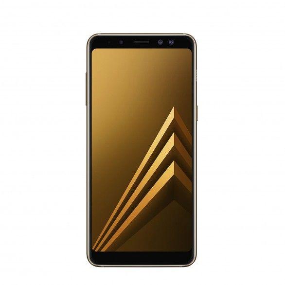 Samsung A8 4GB 32GB Dual Sim Dourado