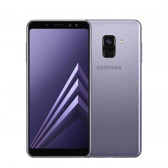 Samsung A8 4GB 32GB Dual Sim Gray