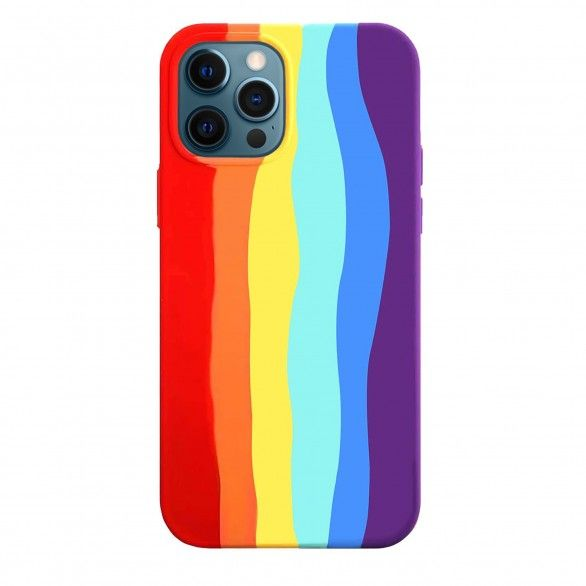 Capa silicone iPhone 12 Pro Max