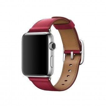 Bracelete Apple watch couro 38mm Pulseira