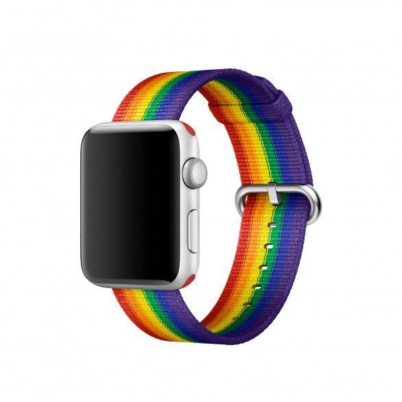 Apple bracelet watch woven nylon 38mm Bracelet