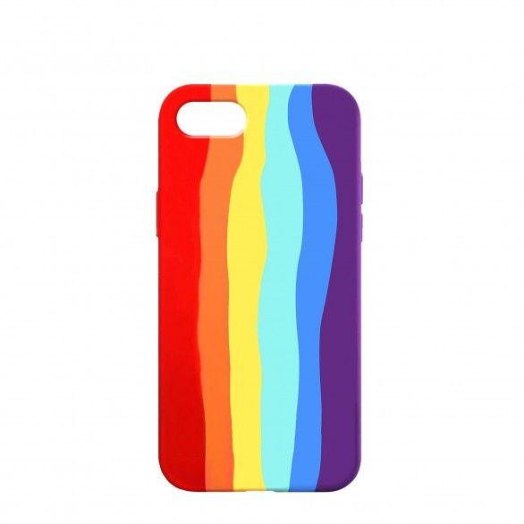 Capa silicone iPhone 7