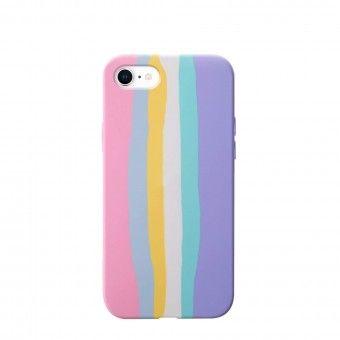 Capa silicone iPhone 8