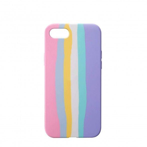 Capa silicone iPhone SE 2