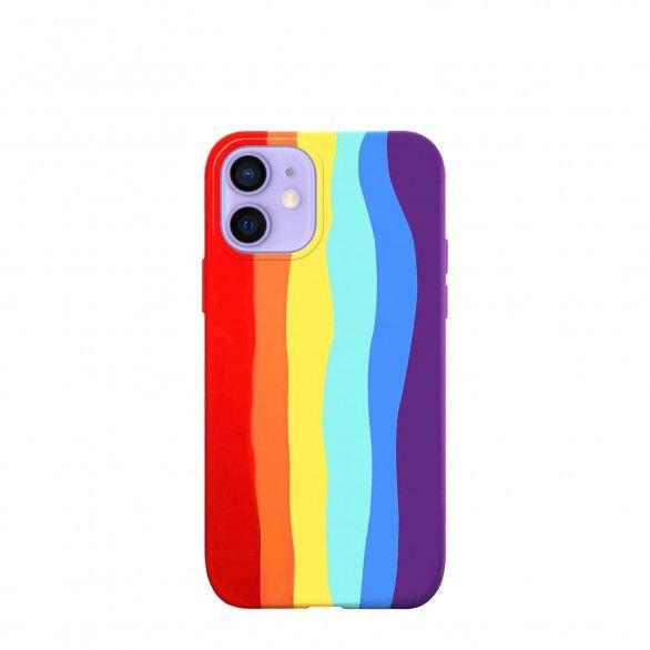 Capa silicone iPhone 12 Mini