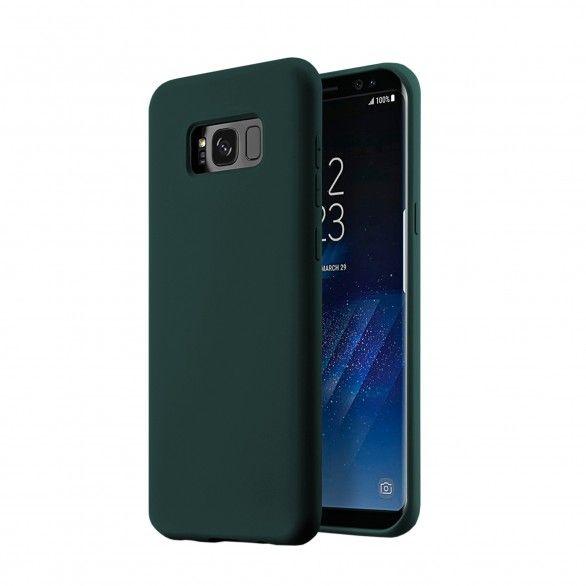 Capa silicone Samsung S8 Verde Open Box Mobile