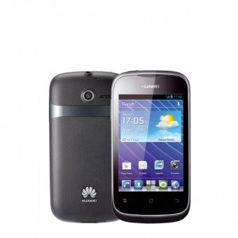 Huawei Ascend Y201 Pro 512MB 4GB Negro