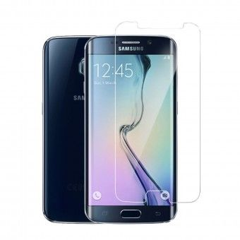 Pelicula simple Samsung S6 Edge Transparent Open Box Mobile