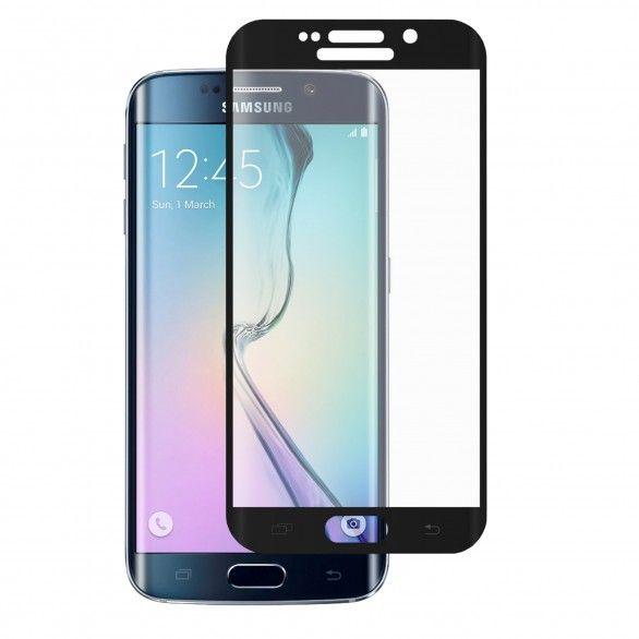 Pelicula full Samsung S6 Edge Preto Open Box Mobile