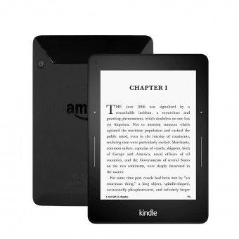 "Amazon Kindle Voyage (2014) 7 gen WiFi 6 ""Black"