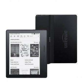 """Amazon Kindle Oasis (2016) 8 gen 6"""" Preto"""