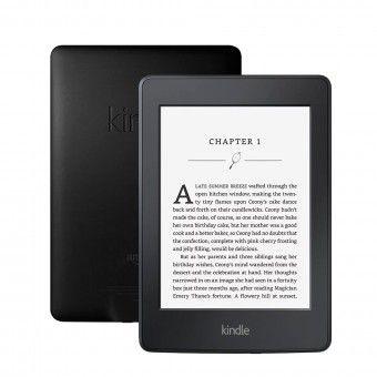 "Kindle PaperWhite (2012) 5 gen 3G 6"" Preto"