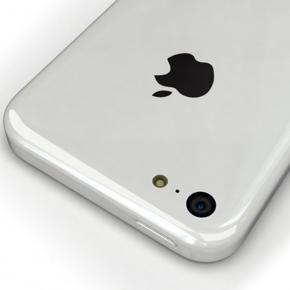 iPhone 5c 16GB Blanc