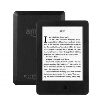 "Amazon Kindle Basic (2014) 7 gen 6"" Black Grade C"