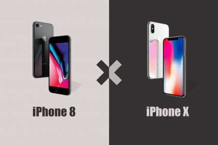 iPhone 8 vs iPhone X: The main differences