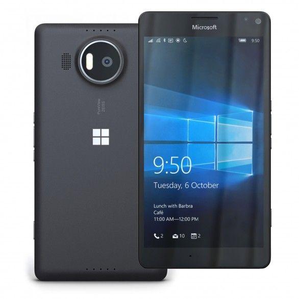 Microsoft Lumia 950 3GB 32GB Preto