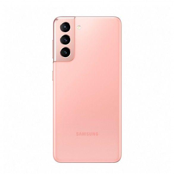 Samsung Galaxy S21 8GB 128GB Dual SIM 5G Rosa Grade A