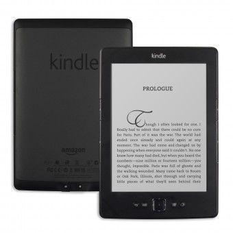 "Amazon Kindle 5 (2012) 5 gen 6"" 256MB 2GB Black Grade C"