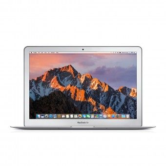 Apple Macbook Air 2017 13'' i5 5350U 1.8Ghz 8GB 128GB SSD US Silver Grade C