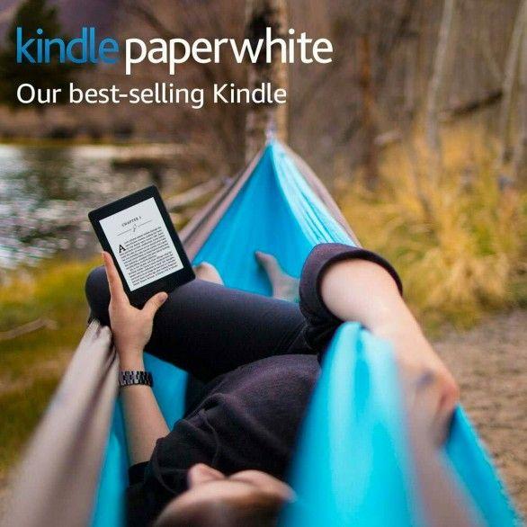 "Kindle Paperwhite 3 (2015) 7 6 gen 3G ""Black"