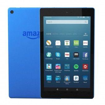 "Amazon Kindle Fire HD 8.0"" (2016) 6 gen 8"" 1.5GB 32GB Blue Grade A"