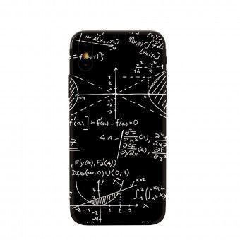 Proteção traseira 3D telemóvel cálculos