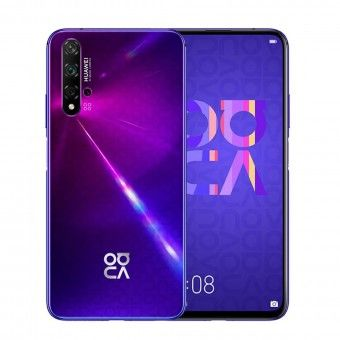 Huawei Nova 5T 6GB 128GB Roxo Grade A
