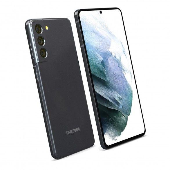 Samsung Galaxy S21 8GB 128GB Cinzento Grade A++
