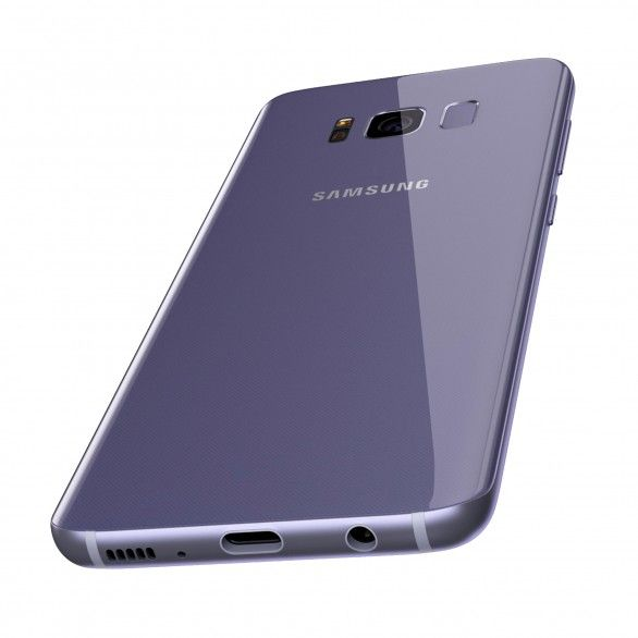 Samsung Galaxy S8 4GB 64GB Cinzento