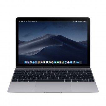 "Apple Macbook 2015 12"" Intel Core 1.1Ghz 8GB 256GB SSD US Space Gray Modelo A1534 Grade B"