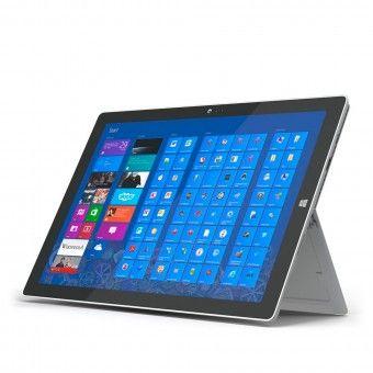 "Microsoft Surface Pro 3 12"" Intel Core i5 4300U 1.9Ghz 8GB 256GB PT Silver Intel HD Graphics 4200 Gr"